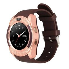 Умные часы Smart Watch V8 brown