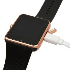 Умные Часы Smart Watch GT08 gold