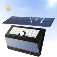 Светильник solar Sensor wall light 30-led